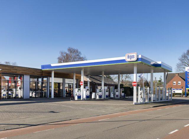 Braat Auto's - Argos tankstation