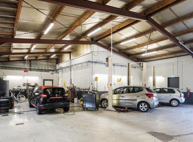 Braat Auto's - Werkplaats